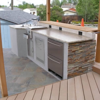 Co Was Designed To Entertain A Large Family With Our Top Of The Line Twin Eagles Natural Gas Grill Outdoor Warming Drawer Stereo System
